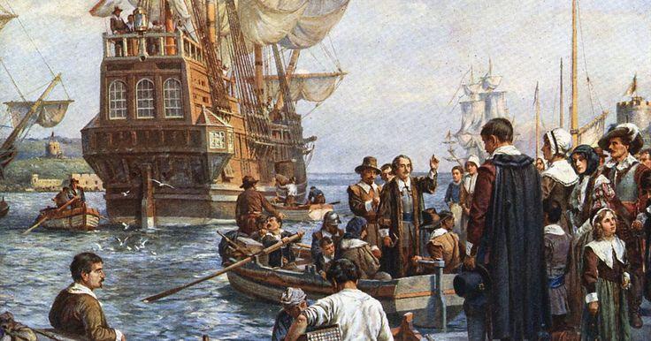 Quais tribos indígenas norte-americanas interagiram com os Peregrinos?. Em 1620, os colonizadores ingleses chamados de Peregrinos, fundaram a colônia de Plymouth, a primeira colônia inglesa, a qual se tornou Massachusetts e a segunda colônia inglesa na América do Norte. Eles enfrentaram muitas dificuldades, como frio, desnutrição e doenças. Também tiveram vários encontros importantes com os índios americanos da região.