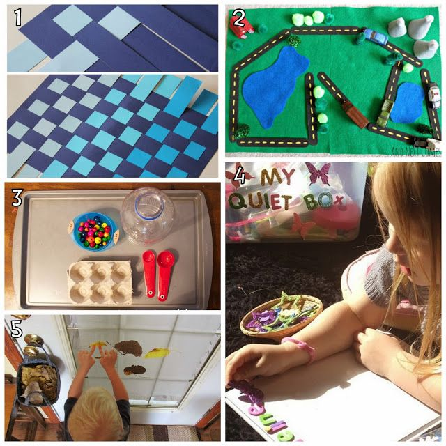 Simple craft activities for young girls — img 12