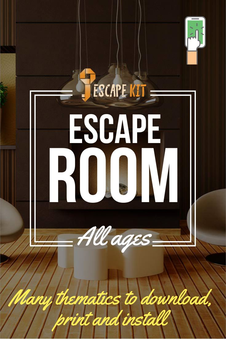 Escape Room to download for all ages in 2020 Escape