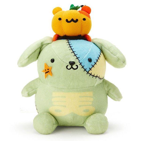 New! Pom Pom Prin Plush Doll Stuffed Sanrio Japan Halloween 2016 Free Shipping
