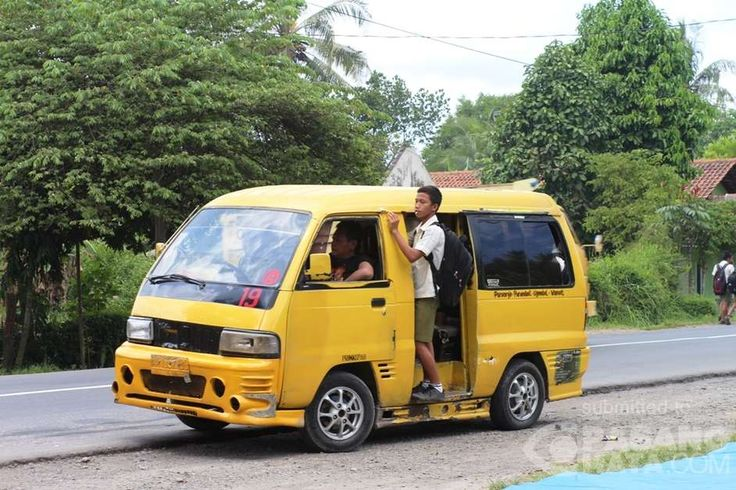 Bahayanya Jika Naik Angkot Seperti Ini • #TransportasiUmum   PasangMata