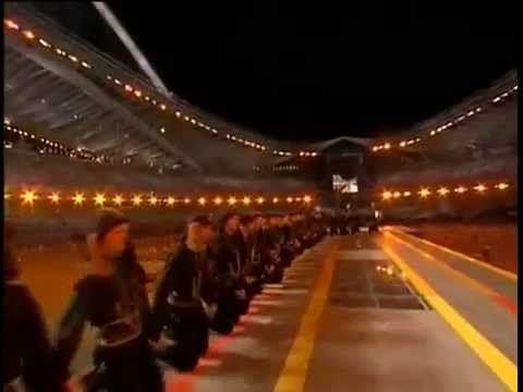 ΠΥΡΡΙΧΙΟΣ ΧΟΡΟΣ ΟΛΥΜΠΙΑΚΟΙ ΑΓΩΝΕΣ ΑΘΗΝΑ 2004