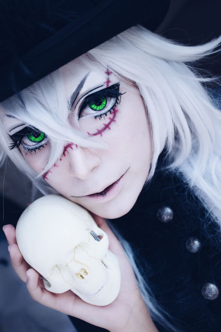 Black butler, undertaker - Greenii Undertaker Cosplay Photo - WorldCosplay