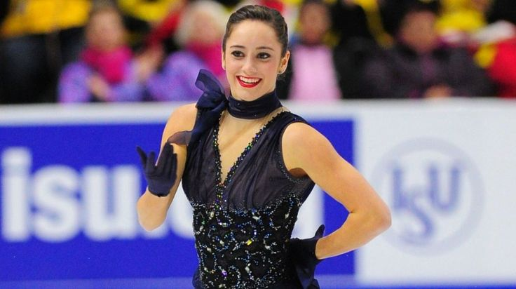 Kaetlyn Osmond(Canada) : Cup of China 2016