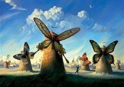 Salvador Dali: een korte introductie in een surrealistische visie.