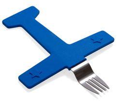 Airplane fork awe:)