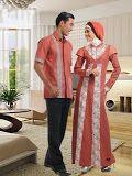 Inilah Model Baju Couple Muslim untuk Lebaran