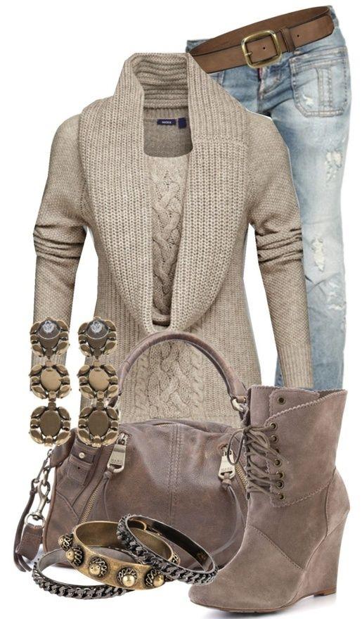 стильное сочетание одежды фото может вам