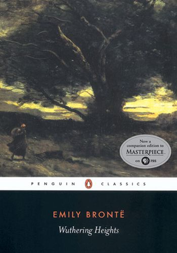 """""""1801 – I have just returned from a visit to my landlord – the solitary neighbour that I shall be troubled with.""""  Wuthering Heights, Emily Brontë"""