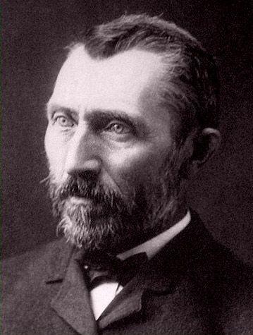 "Vincent van Gogh in 1886. ""The uglier, older, meaner, iller, poorer I get, the more I wish to take my revenge by doing brilliant color, well arranged, resplendent."" ~Vincent van Gogh, Arles, France, in a letter to his sister Willemien in 1888."