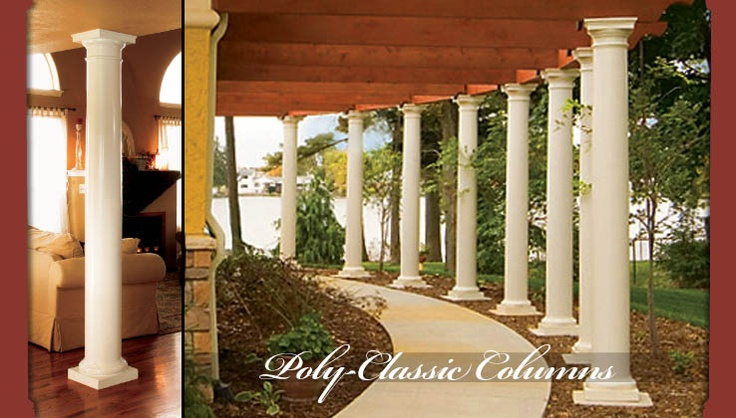 8 best turncraft columns images on pinterest craftsman for Colonial porch columns