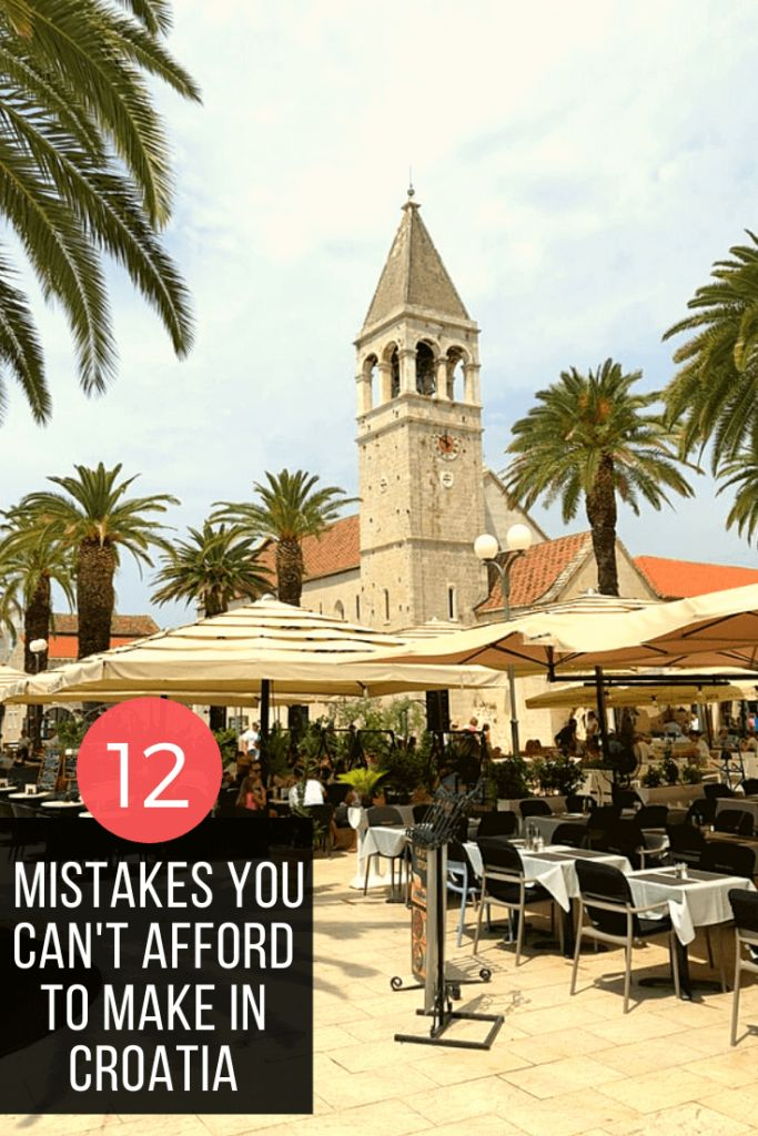 12 Things Not To Do In Split And Dubrovnik In 2020 Europe Travel Europe Travel Destinations Best Places To Travel