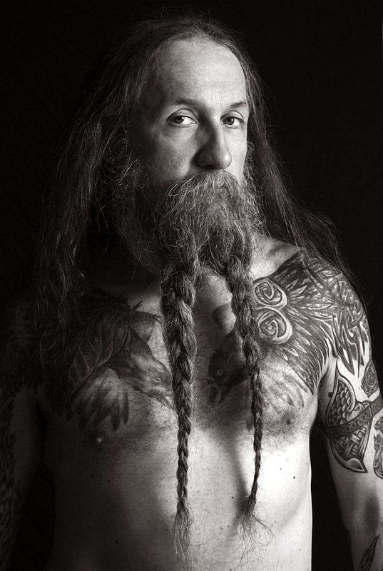 The Warrior Best Full and Long Beard Styles