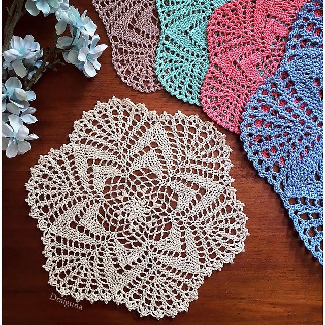 Free Daffodil Doily Crochet Pattern : 25+ best ideas about Doilies on Pinterest Doilies crafts ...