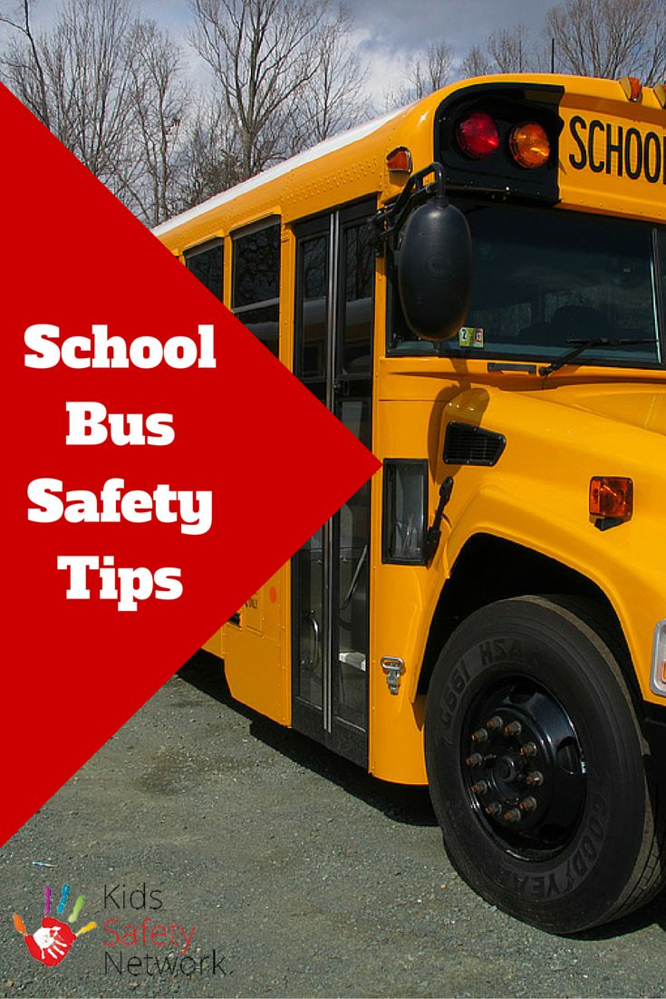 What Every Parents Needs To Teach Their Kids About School Bus Safety.