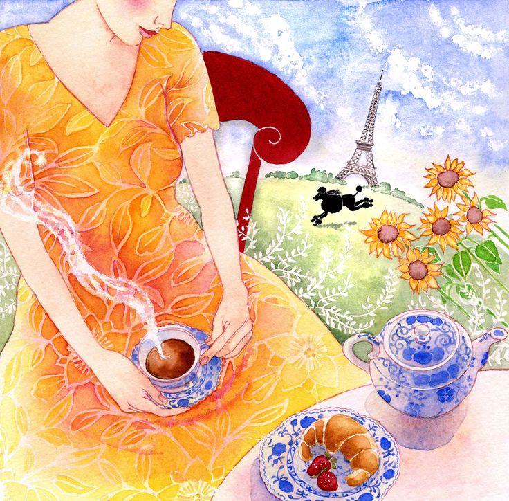 Denise Hilton Campbell SCBWI   Illustrator Detail