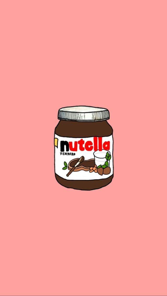 Amo Nutella Cute Disney Wallpaper Cute Backgrounds For Iphone Cute Cartoon Wallpapers