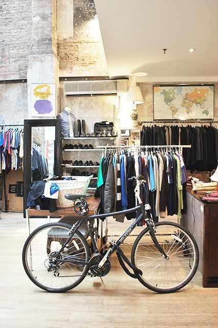 An Insider's Guide To Shopping Vintage In NYC #refinery29  http://www.refinery29.com/nyc-vintage-shops#slide8  Housing Works If you fancy a side of flatwear or vinyl with your clothing purchase, you must stop by one of Housing Works' multiple locations. One stand-out spot is the Soho branch, which sits conveniently next to the used bookstore and café. Housing Works, 130 Crosby Street (at Jersey Street); 646-786-1200.