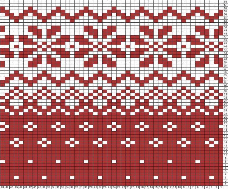 Tricksy Knitter Charts: norwegian4 by Jerneja
