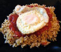 Arroz Cubano - Easy Cuban Rice Recipe- Arroz a la Cubana