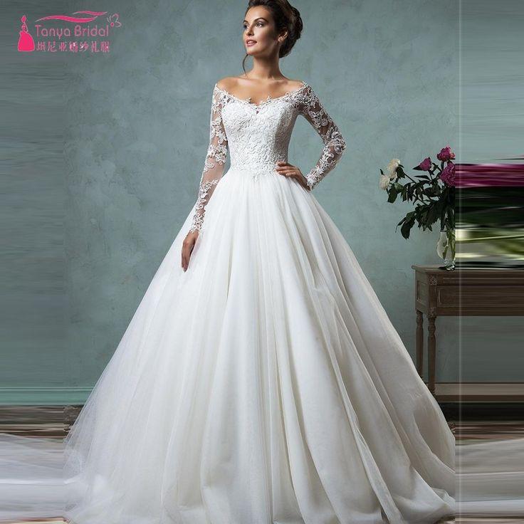 Find More Wedding Dresses Information About Vestido De Noiva Cheap
