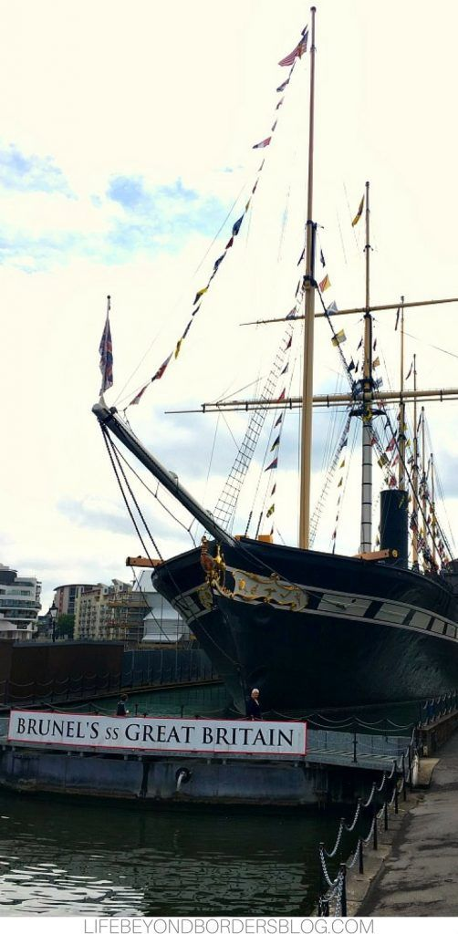 SS Great Britain - Things to see in Bristol, UK