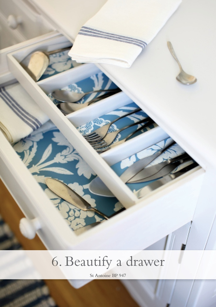 Beautify a drawer - pictured St Antoine BP 947