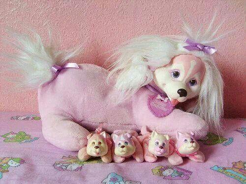 90s toy Puppy Surprise