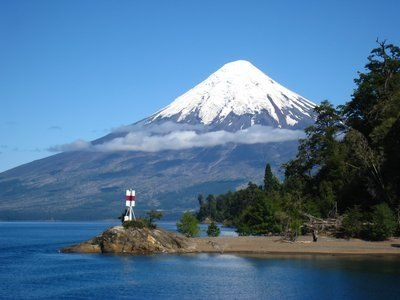 Lakes Crossing Chile-Argentina