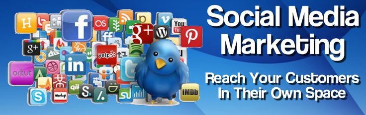 We have good experience creating and implementing social media marketing plans for these platforms.