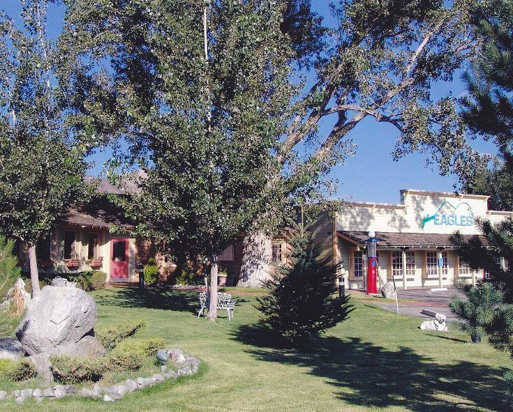 Glen Eagles Restaurant In Carson City Nevada