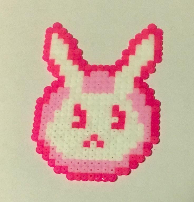 Conejo d-va bead pixel