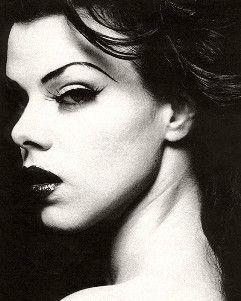 Debi Mazar, I've always loved her style.