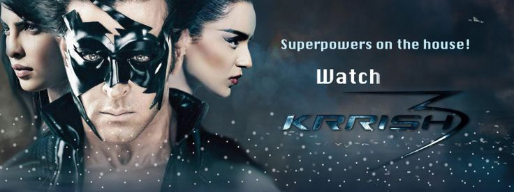 EROSNOW - Watch Bollywood movies online - Latest Hindi and Tamil movies #Krrish3