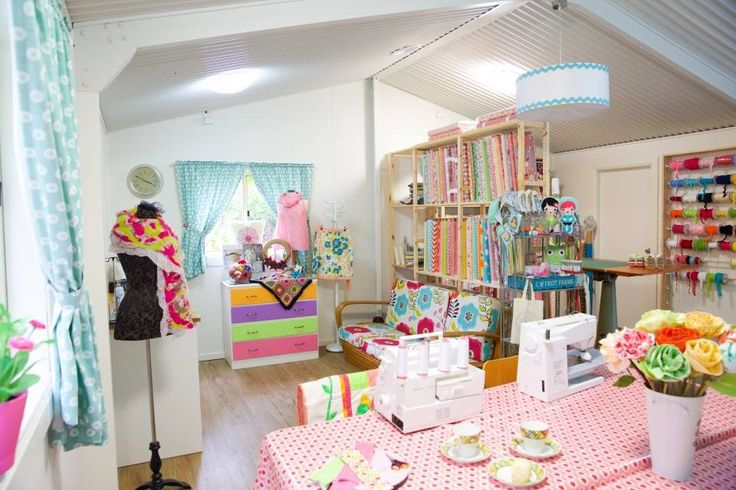 The Fabric and Felt Studio