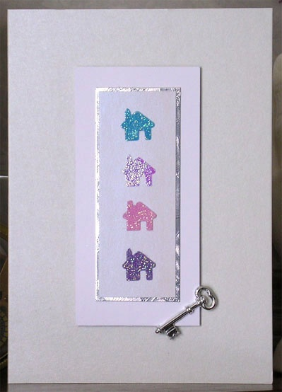 9 Best New Home Cards Images On Pinterest New Address Cards New