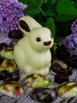 Csokoládé Reformer: Likőrös húsvéti bonbonok