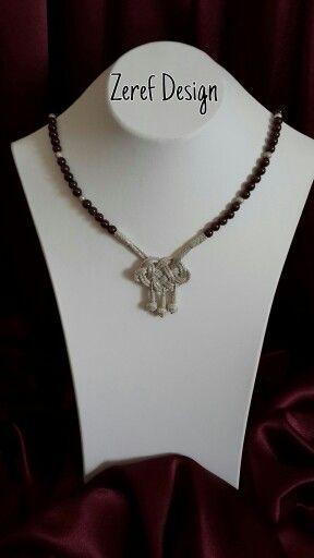 Kazaziye#gümüş#doğal#taş#lal#1000#ayar#tasarım