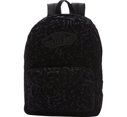 Realm Backpack Black/Black - 1
