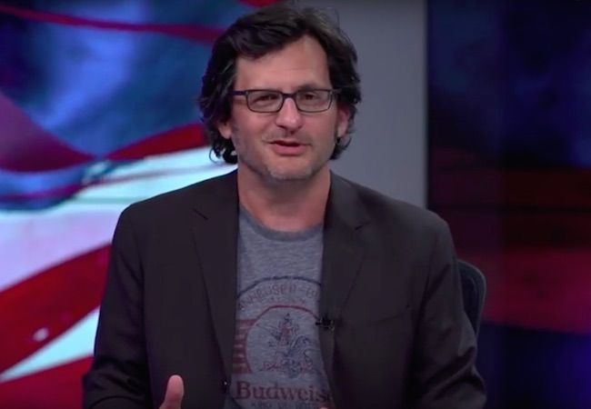 """The Young Turks Cenk Uygur, John Iadarola, Ben Mankiewicz, and RJ Eskow discuss why Americans need to care about the Canadian election. Mankiewicz explains that the impact of the emerging New Democrat Party (NDP), """"Could throw a not insignificant wrench..."""
