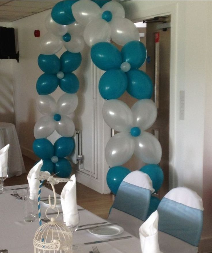 514 Best Images About Balloon Decor On Pinterest