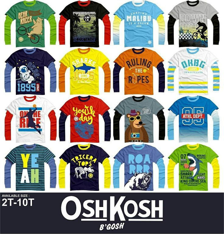 Open order Oshkosh long boy aplikasi 2-10T