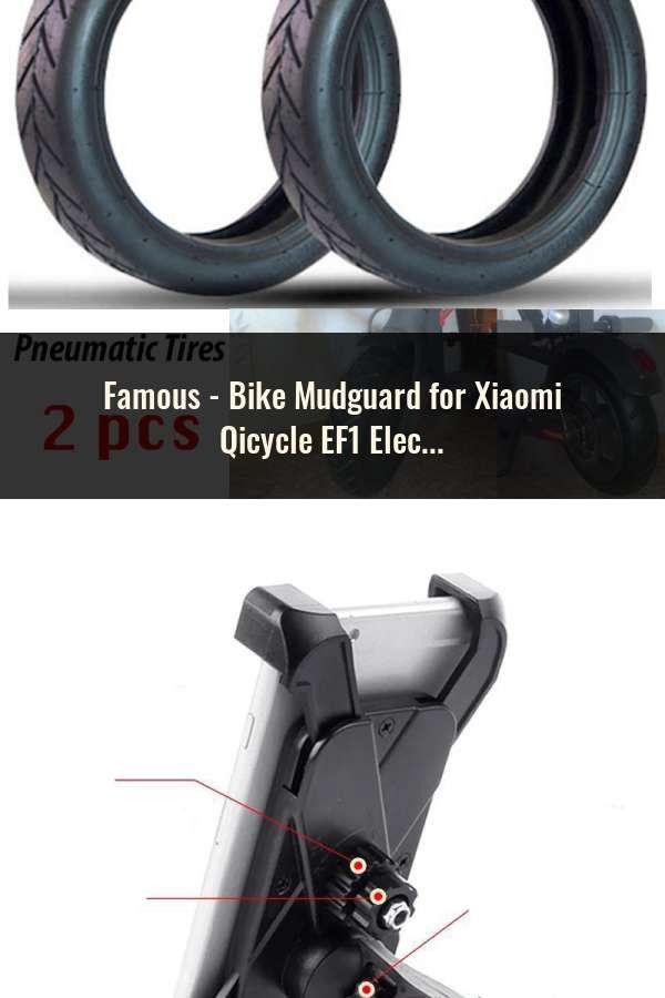 Bike Mudguard For Xiaomi Qicycle Ef1 Electric Bike Scooter Tyre