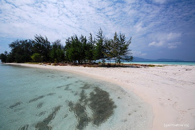 Favorite Place to visit for tourists in Karimunjawa