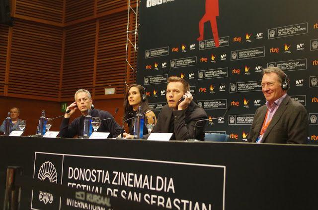 Fotos de la rueda de prensa de American Pastoral en el 64 Festival de cine de San Sebastián - Soy Cazadora de Sombras y Libros