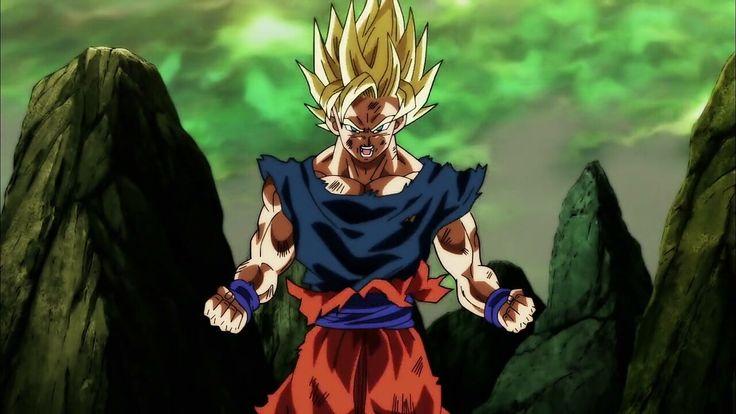 Best 25+ Goku Super Sayajin 2 Ideas On Pinterest