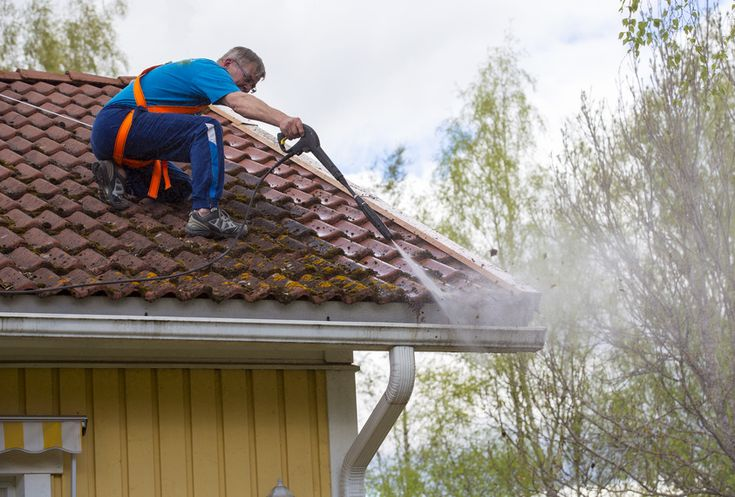 Gutter cleaning services and gutter repair near me