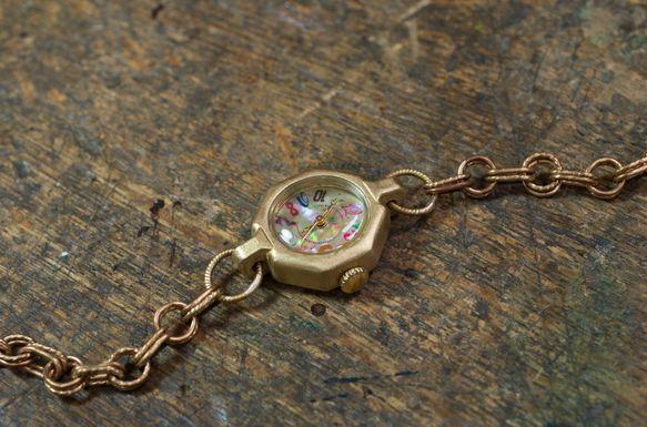 Olu Bracelet(受注品)|腕時計|ハンドメイド通販・販売のCreema