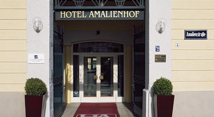 Booking.com: Amalienhof Hotel - Weimar, Deutschland