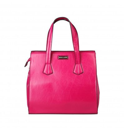 PIERRE CARDIN Red Handbag - MyaBelle